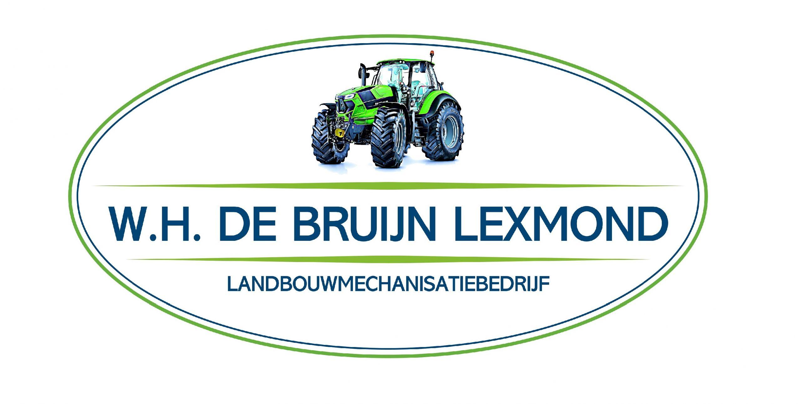 W.H. de Bruijn Lexmond Landbouwmechanisatie